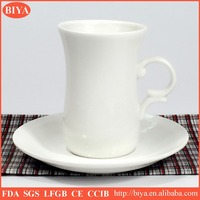 cup and saucer set new bone china porcelain tea and coffee cup and dish accept custom logo print