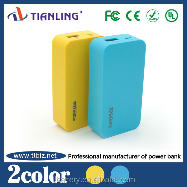 18650 li-ion battery 6000mah universal usb cell phone battery charger