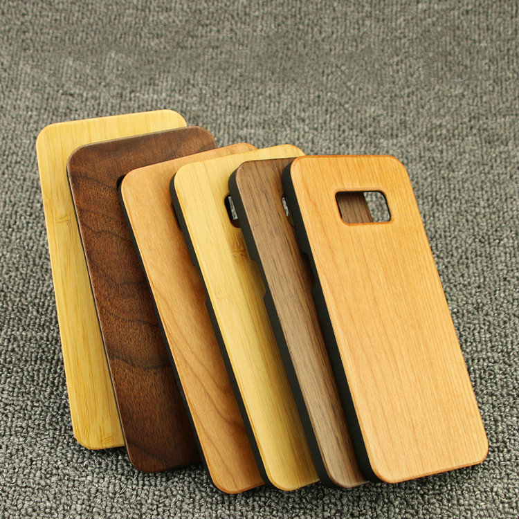 wood Mobile phone <strong>accessories</strong> factory in china tpu pc for samsung galaxy note 8 case back