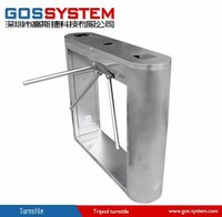Train Station access control system turnstile