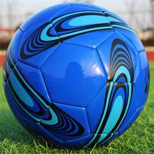 Custom design 4 layers of non-woven fabric soccer ball for pepsi promotion