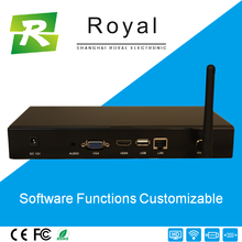 new design full hd digital signage media player box with CE&ISO