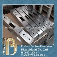 sheet metal product/aluminum product/stainless steel matt finish products