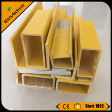 Structural Fiberglass Equal Leg Angle FRP Tube and Channel