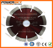 Laser Granite cutting disc/ Saw Blade