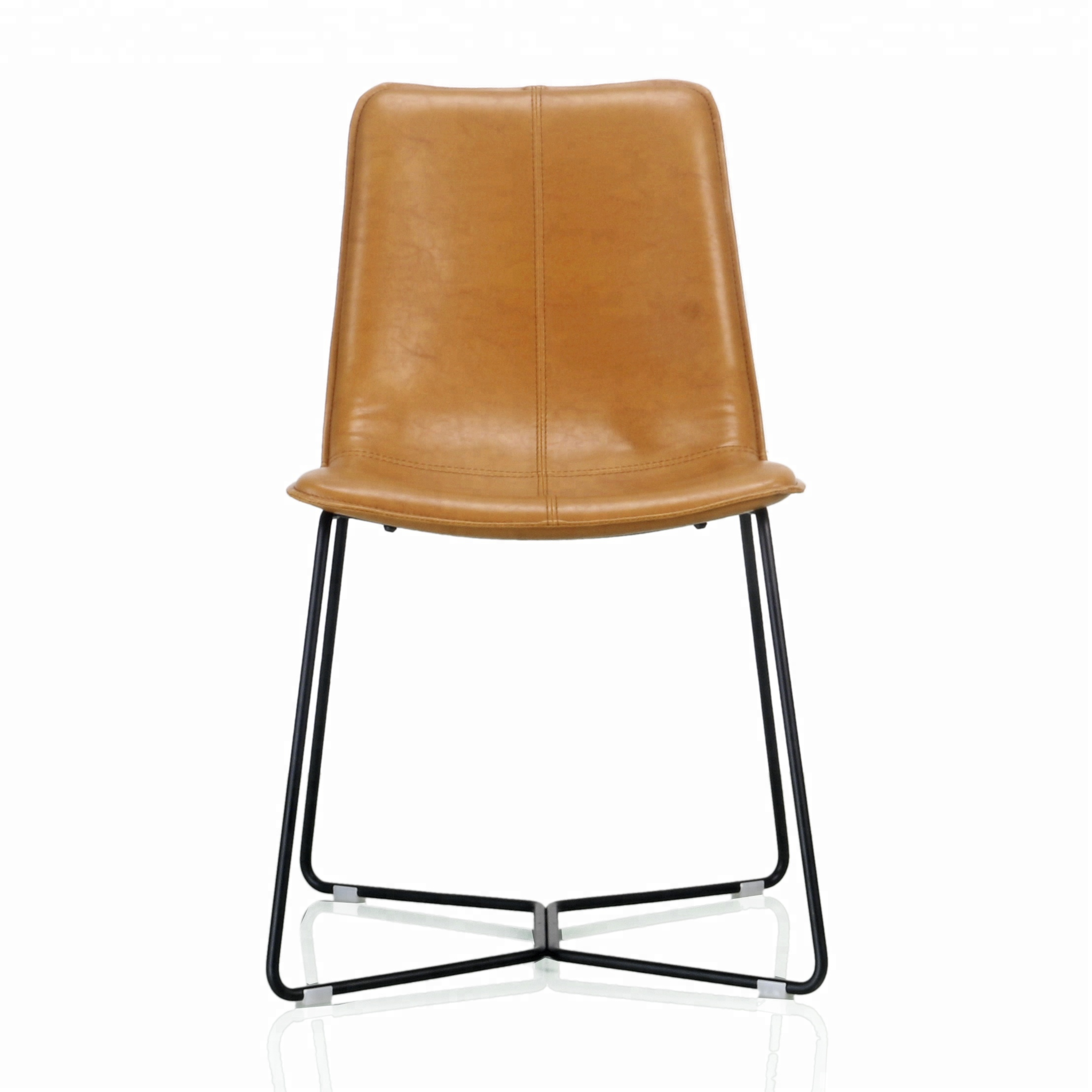Specific use leisure furniture modern leather dining <strong>chair</strong>