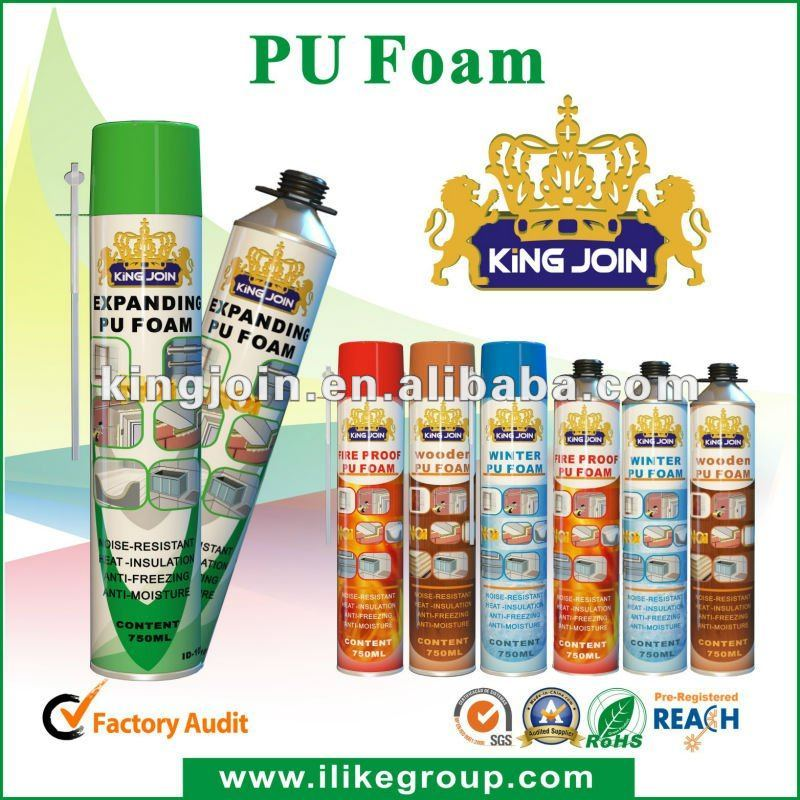 Fireproof Spray Foam , Fire retardant Spray Foam