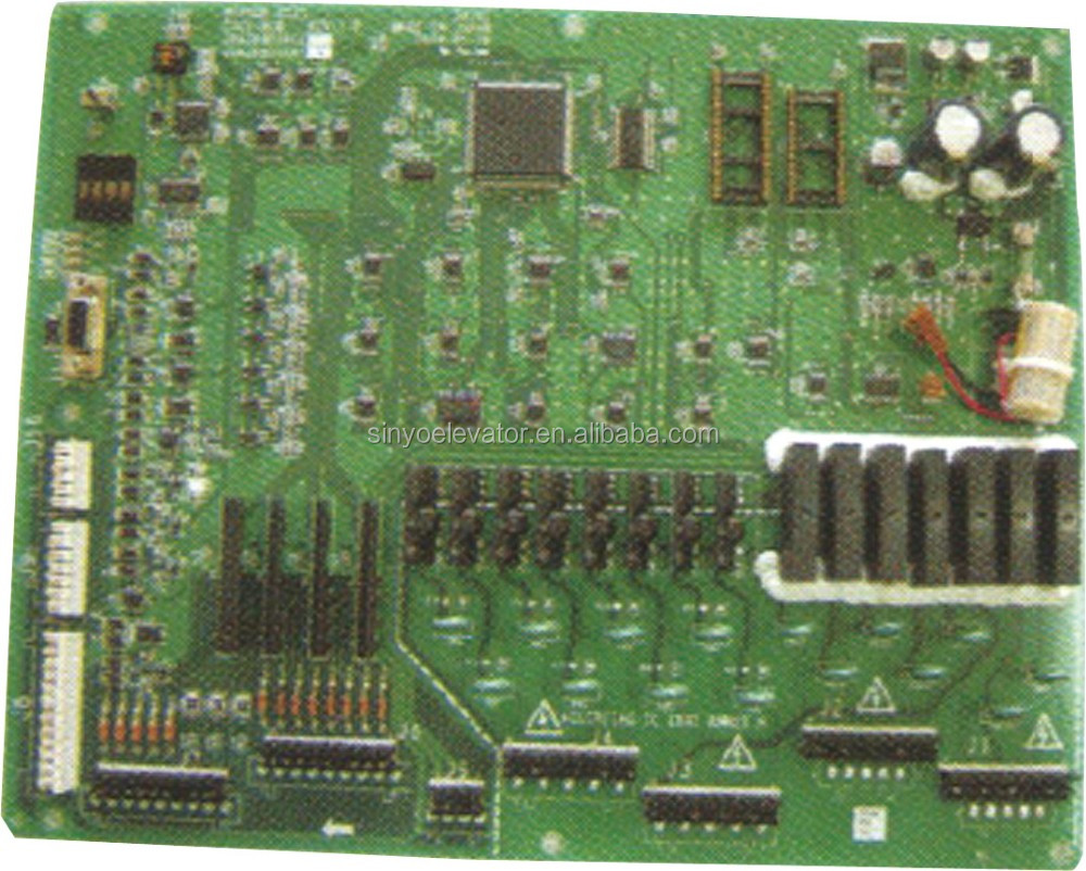 Main PC Board For Elevator GHA21270A1
