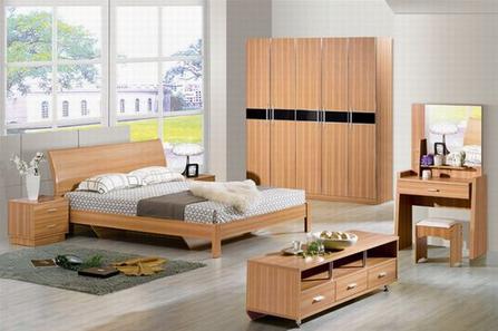 ... Bedroom Furniture Sets,Bedroom Furniture Simple Double Bed,Wood