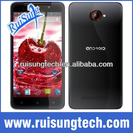 Tianhe Butterfly H920 MTK6589 Quad core 1.2GHz RAM 1G + ROM 8G 5.0 inch HD IPS(1280 x 720 pixels) Android 4.2 smart phone