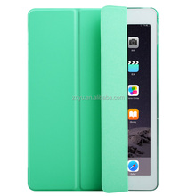 2017 New Products For Apple iPad Mini 4 Case Leather Smart Flip Case Cover