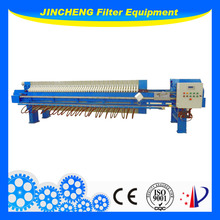 Membrane chamber filter press second squeeze filter press for sale