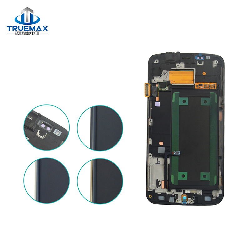 Fast Shipping Display for Galaxy S6 Edge G925, LCD Touch Screen for Galaxy S6 Edge, LCD Assembly for Galaxy S6 Edge