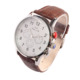 3 Atm waterproof watch for mens fashion leather watch wholesale