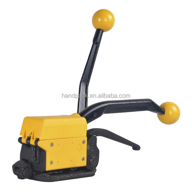 Manual packing machine A333 hand buckle-free strapping tool for steel strap