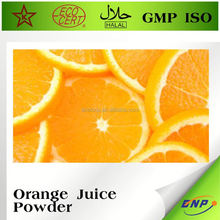 Top Freeze Dried Orange Fruit Juice Powder