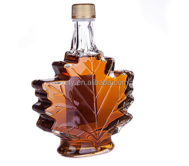 glass maple syrup bottles wholesale
