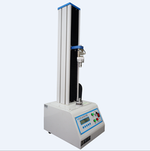 Single Column Universal Tensile Impact Testing Machine for Button Strength Test