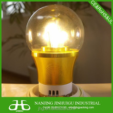 Golden glass r45 led light bulbs 3w daylight 2 year warranty
