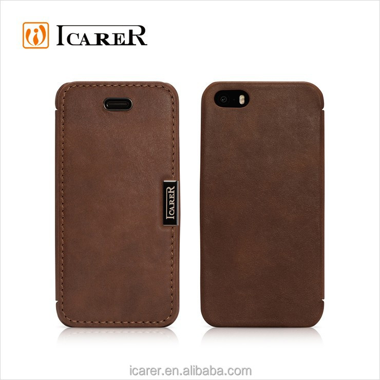 Fur Leather Cell Phone Case For Iphone 5s