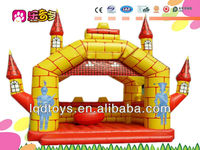 Beautiful and Small Movable Inflatable Playground Inflatable Room