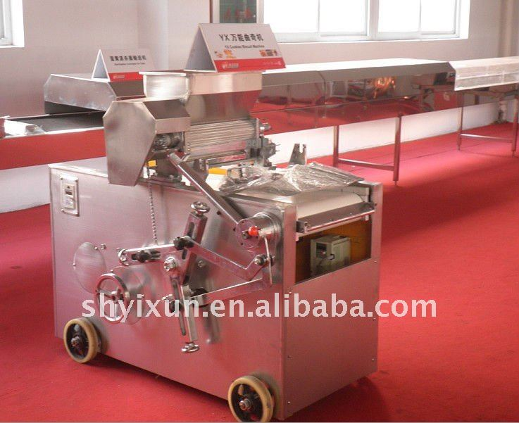 YX400 multi functional cookies making equipment/wire cutter, extruder
