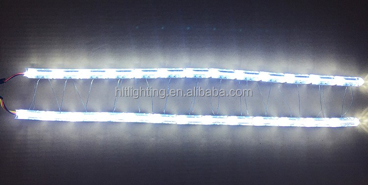 2016 New Style Flexible LED Turn DRL Light with Signal Turn Light