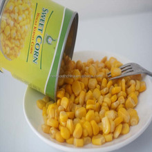 Chinese canned sweet corn kernel