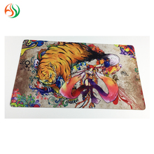 AY Large Spot Color Counter Game Playmat , Heat Resistant Rubber Mat , Clear Mouse Pad