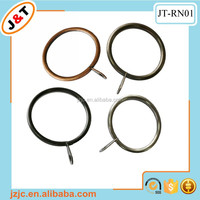 home decor metal rings for curtain designs