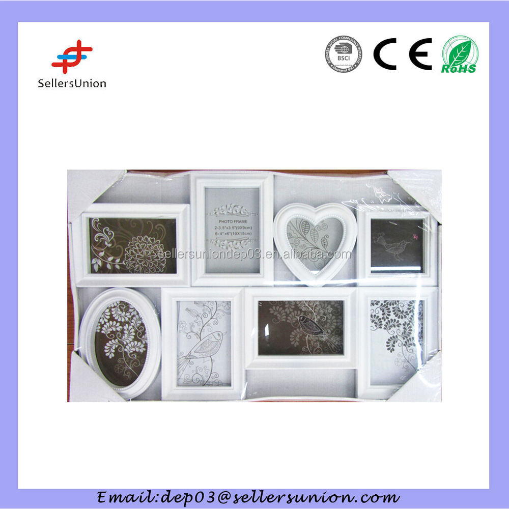 HX150914-5 8 Wedding Photo Frame Family