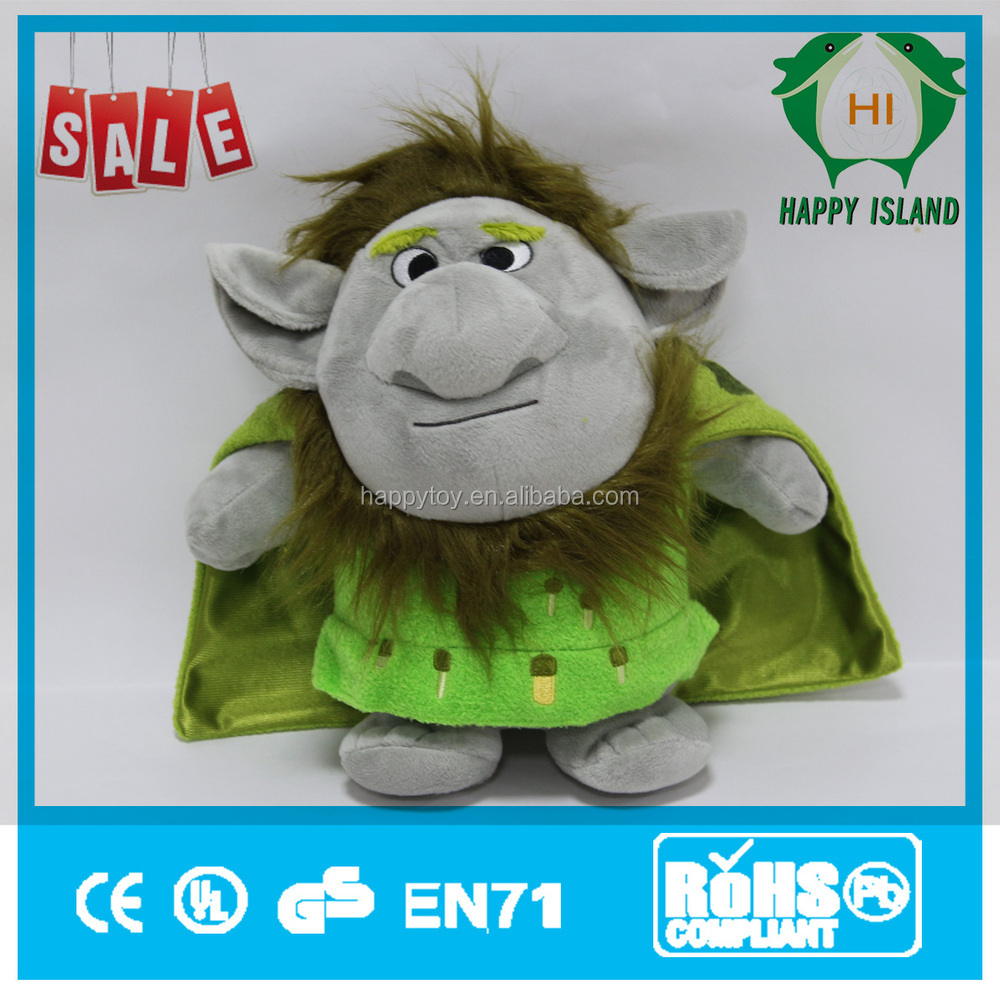 Cartoon character toys stuffed troll doll on sale
