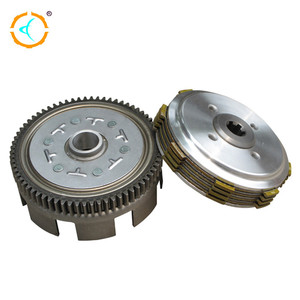 Alloy steel motorcycle C100 clutch plate assembly