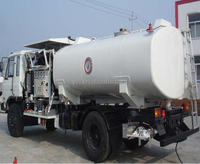 Dongfeng 4x2 10000L-12000L Oil Tanker Truck, Aviation Aircraft Refueling Truck, Truck Aluminum Fuel Tanks For Hot