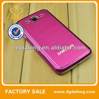 western cell metal phone case with factory price