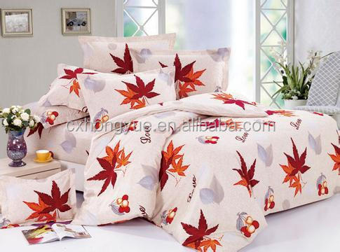 Factory wholesale 90gsm disperse printed polyester bedding fabric home textile /Wide width microfiber bed sheet fabric