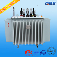 S11 three phase 20kv Step down oil -immersed distribution transformer