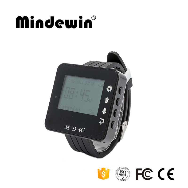 Mindewin 99 Tables/Beds Wirst Pager Watch Pager