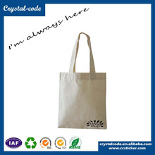 Wholesale Customized Imprinted Organic Cotton Tote Bag