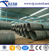 SAE1006 Hot rolled steel wire rod
