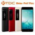 Original Meizu Pro 7 Mobile Phone Helio P25 Octa Core 4GB 64GB 5.2 Inch FHD Screen mTouch ID Fast Charge Smart Phone