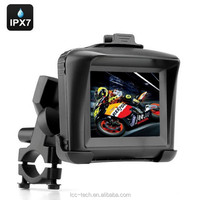 3.5 inch waterproof motorcycle gps with Brunei Darussalam map