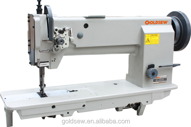 SR-4400L single neelde lockstich sewing machine for canvas