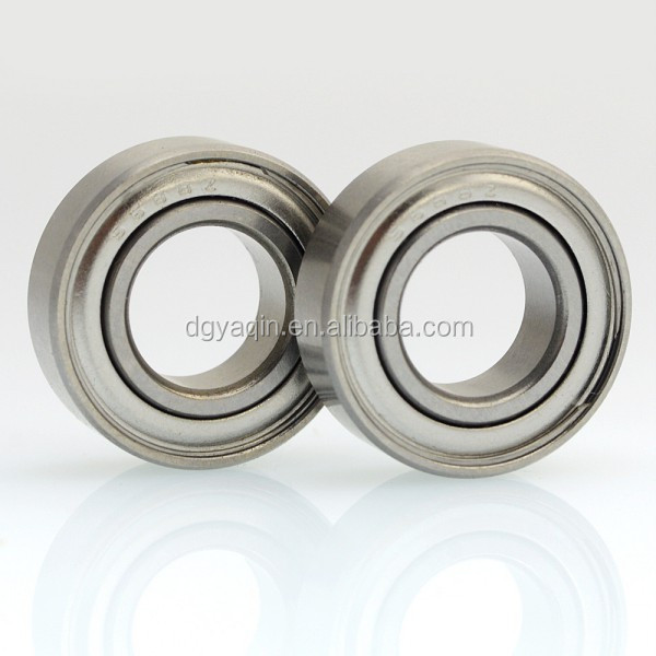 Top Quality bearing 687zz miniature bearing 7x14x4 mm