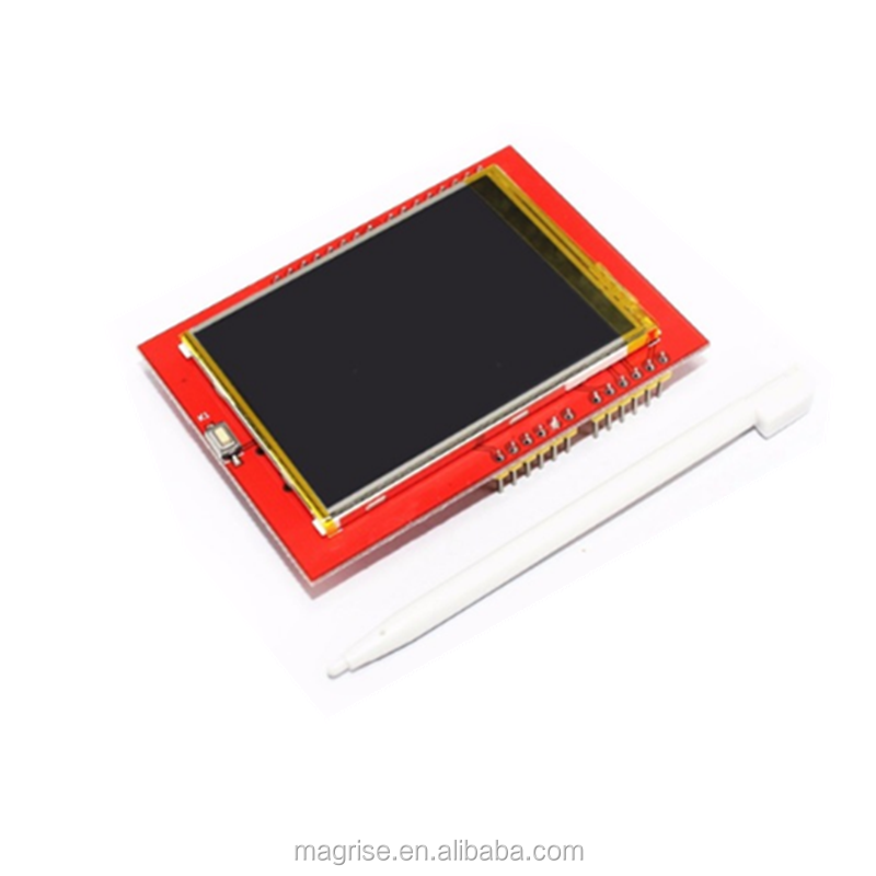2.4'' TFT LCD Module 2.4 inch TFT LCD Screen for Arduino UNO R3 Board and support mega 2560