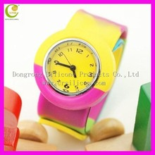 2015 new arrival silicone wrist watch/trendy watches for teenagers