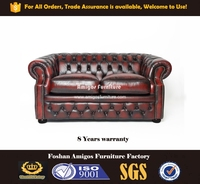 Cheap Chesterfield Sofa, Antique Chesterfield leather sofa