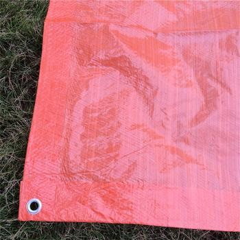 uv treated water proof pe tarpaulin red/white/blue tarps fabric in roll