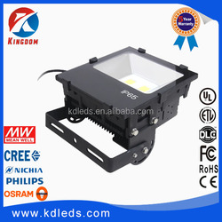 TUV UL CE RoHS Meanwell IP65 commercial security 70w 50w 30w led flood light