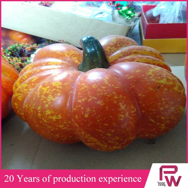 harvest festival decorations large foam pumpkins for event decor